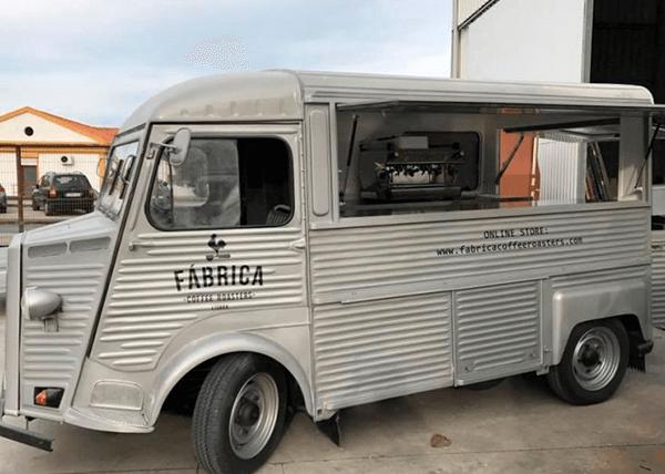 COFFE ROASTERS – FÁBRICA