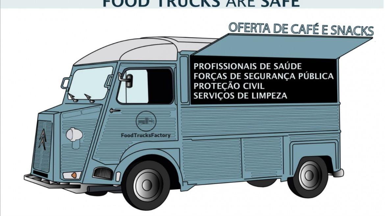FOOD TRUCKS ARE SAFE: