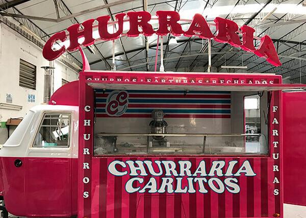 CHURRARIA CARLITOS