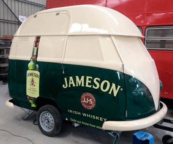JAMESON – IRISH WHISKEY
